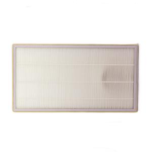 Cassette filter for duct casing